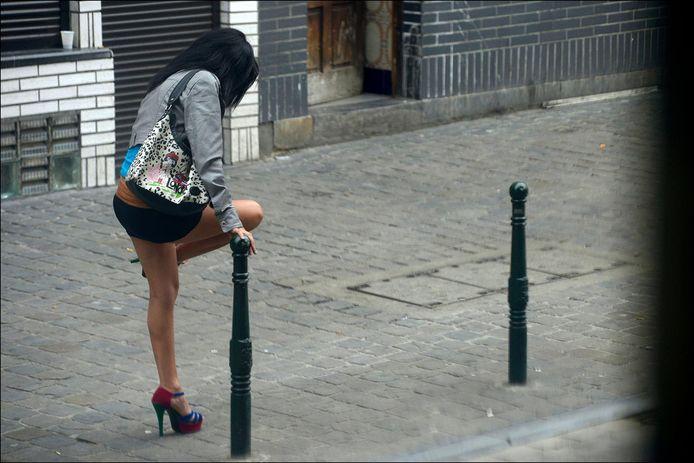 De wijk Alhambra is gekend voor haar prostitutieproblematiek.