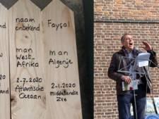 Amersfoortse vrouwen herdenken 44.000 doden bij Europese grenzen