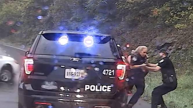 Politieagent redt collega bij ongeval