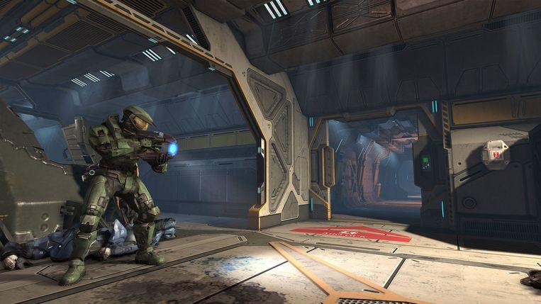 Halo: Combat Evolved Beeld Microsoft