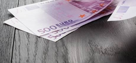 Vals 500-eurobiljet in café Etten-Leur leidt niet tot veroordeling