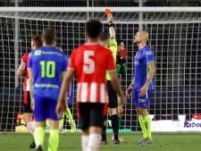 Veel strijd maar geen doelpunten bij TOP Oss tegen Jong PSV