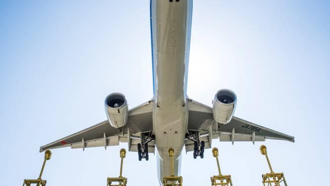 Vliegtuig Brussels Airlines moet noodlanding maken op Zaventem