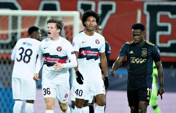 FC Midtjylland tegen Ajax.
