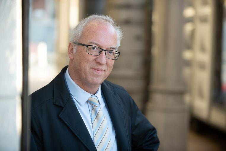 De Meulemeester wordt fulltime burgemeester van Oudenaarde.