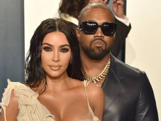 Kim Kardashian vraagt nu ook officieel de scheiding aan van Kanye West