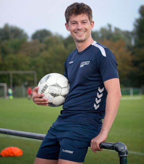 Jip van der Lely heeft zin een seizoen vol derby's met Seolto, te beginnen met 'een klassieker' tegen Klundert