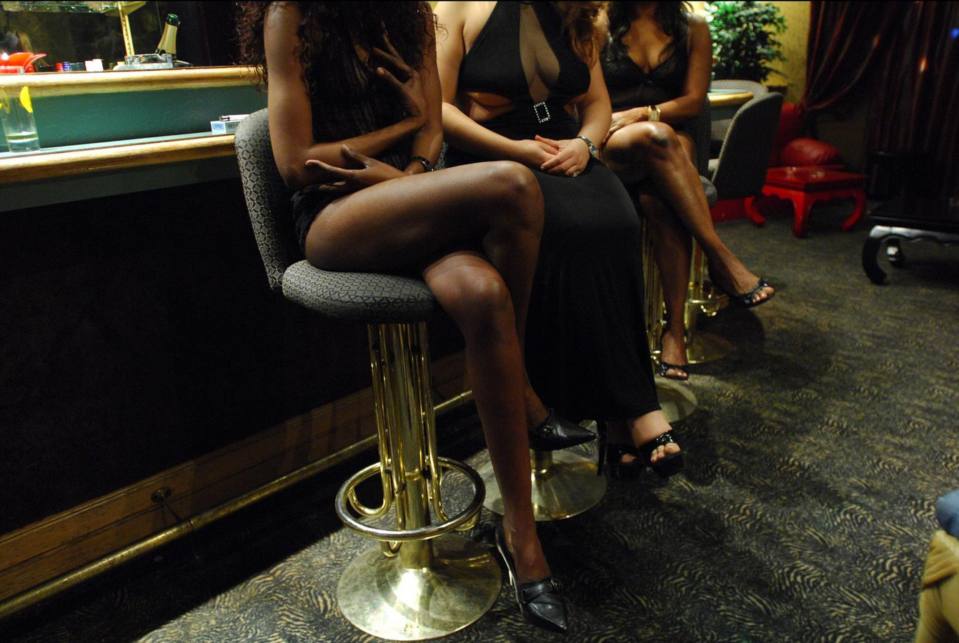 De meisjes werden in ons land in de prostitutie tewerkgesteld. (illustratiebeeld)