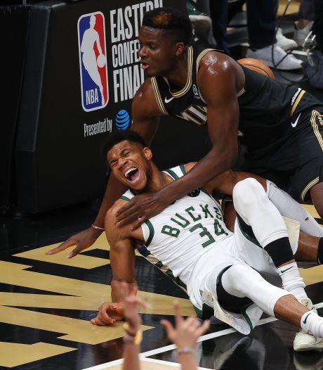 Play-offs NBA: Bucks verliezen en raken sterspeler kwijt