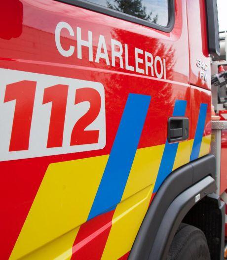 Trois incendies et plusieurs voitures brûlées dans la région de Charleroi