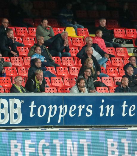 Permissie veiligheidsregio: Go Ahead Eagles mag meer fans toelaten in stadion