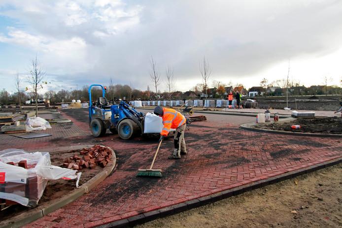 De begraafplaats Noordtoren kost waarschijnlijk 9 ton meer dan begroot.