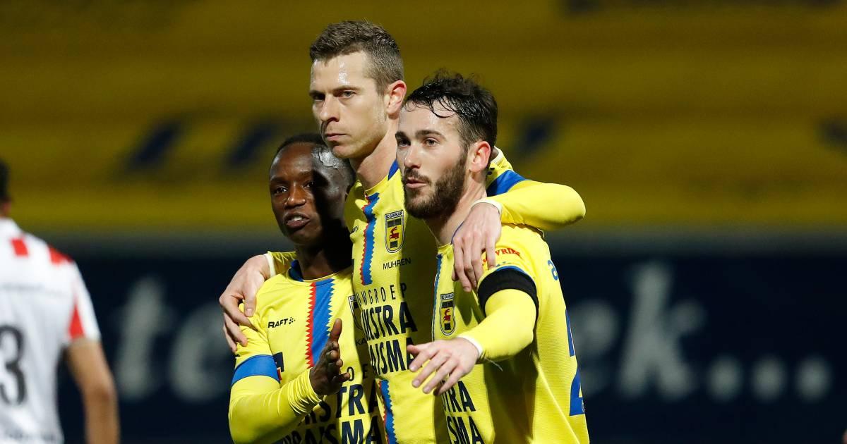 Goalgetter Mühren helpt Cambuur steviger aan kop, promotiestress slaat toe in Almere - AD.nl