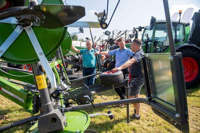 De LandbouwVakdagen in Enter is de grootste vakdag over landbouw in Oost-Nederland.