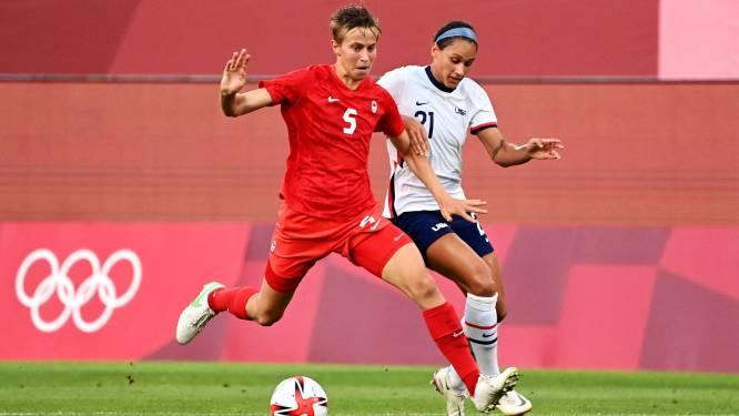 Wordt Quinn de eerste transgender én non-binaire persoon met olympisch goud? Canadees speelt vrouwenfinale in voetbal