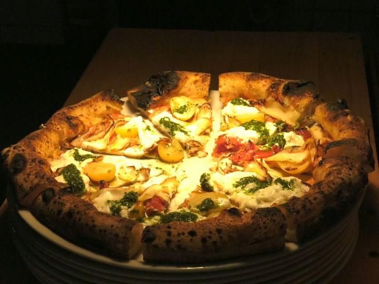 Pizza's van Vincenzo zijn de beste van Nederland
