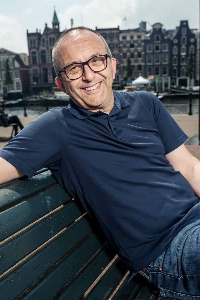 Massimo Bertonasco. Beeld Jakob Van Vliet