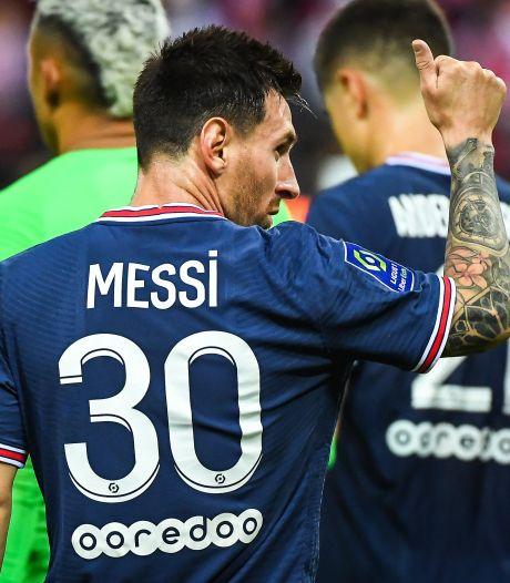 """Premier match européen sans Lionel Messi pour le Barça : """"Son départ nous a choqués"""""""
