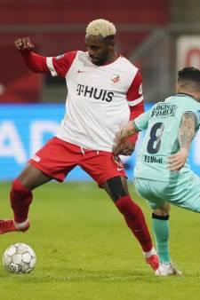 Bravoure is terug bij FC Utrecht-spits Gyrano Kerk: 'Het was een kwestie van tijd'