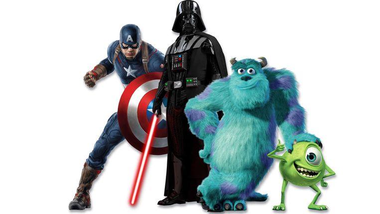 Disney heeft een belang genomen van 75 procent in een Amsterdams streamingvideobedrijf en dat omgedoopt tot Disney Streaming Services. Beeld Disney