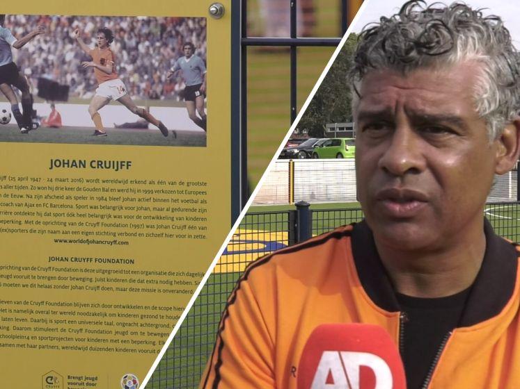 'Ik ben gestopt dus ik word geen bondscoach van Oranje'