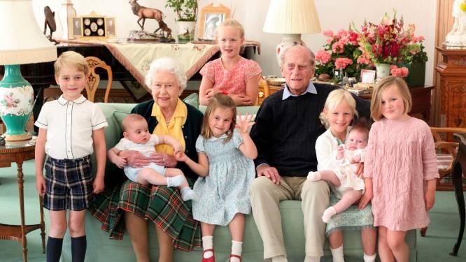 Van 'boer' tot 'gevreesde krijger': dit betekenen de namen van Queen Elizabeths 11 achterkleinkinderen