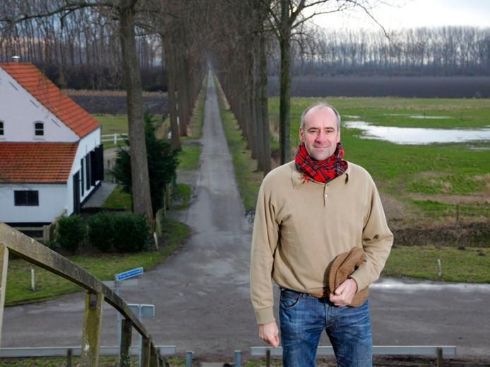 Gery De Cloedt, de Vlaamse eigenaar van de Hedwigepolder, moet vertrekken is vorige week door de Hoge Raad beslist.