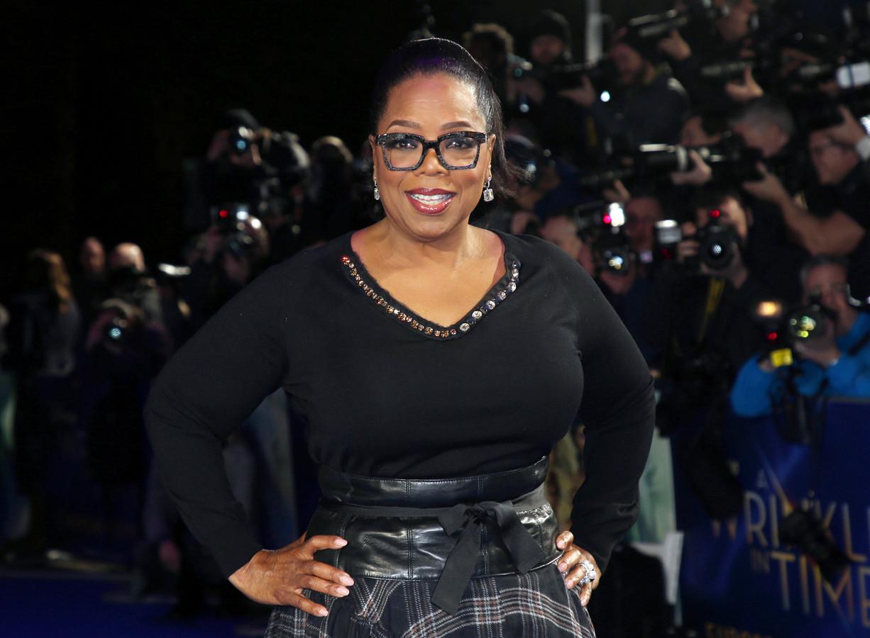 Oprah Winfrey zal het interview in goede banen leiden