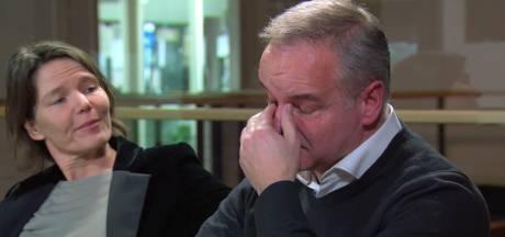 Makelaar Alex in tranen bij Uitstel van executie om schrijnend verhaal Mouna