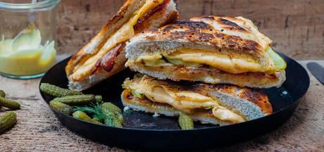 Cuban sandwich met Zeeuws spek