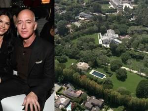 Jeff Bezos s'offre une propriété à Los Angeles pour 152 millions d'euros, un record