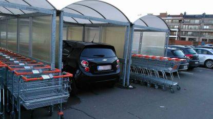 Staat parking Colruyt vol? Nee hoor, hier is nog een plaats vrij