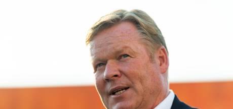 Ronald Koeman kritisch op Oranje: 'Men vond het heel goed, en dat verbaast me'