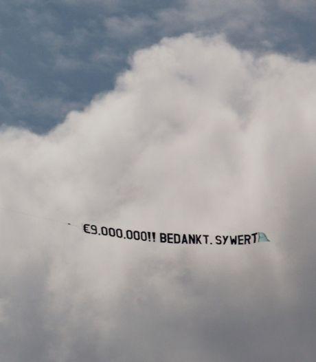 'Sywert' bedankt Nederlanders voor omstreden mondkapjesdeal van 9 miljoen
