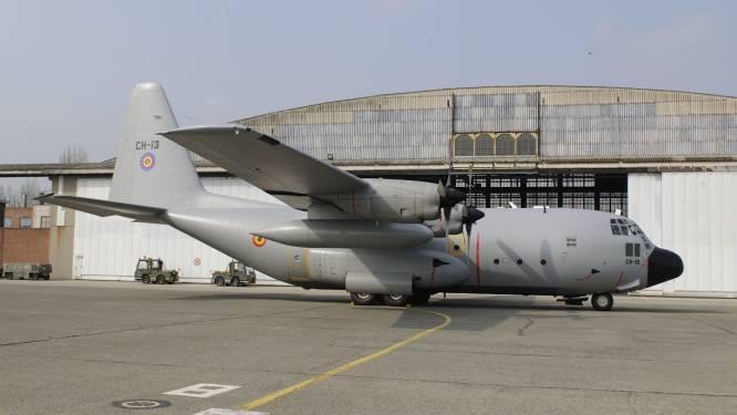 """Minister Dedonder niet meer welkom in Melsbroek"": burgemeester Ryon furieus nu oudste C-130 maandag definitief in Bevekom landt"