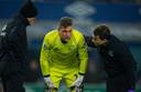 Maarten Stekelenburg keepte na zijn laatste interland slechts 14 duels voor Everton.