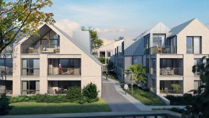 Limburgs bedrijf bouwt 45 nieuwe appartementen in Diest