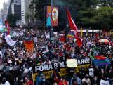 LIVE   Brazilianen de straat op tegen coronabeleid, onbegrip in Kamer over versoepelingen