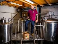 Erik (50) opent eerste professionele bierbrouwerij in Krimpen: 'De aandacht is overweldigend'