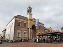 Het Oude Stadhuis in het centrum van Harderwijk.