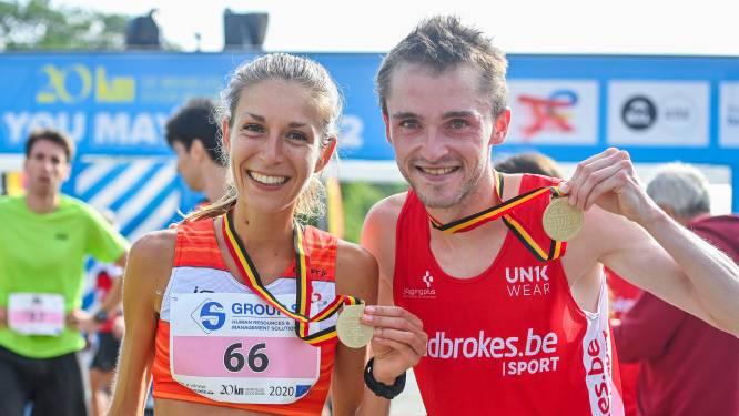 De veldloopkampioenen moeten het afleggen in de 20km door Brussel