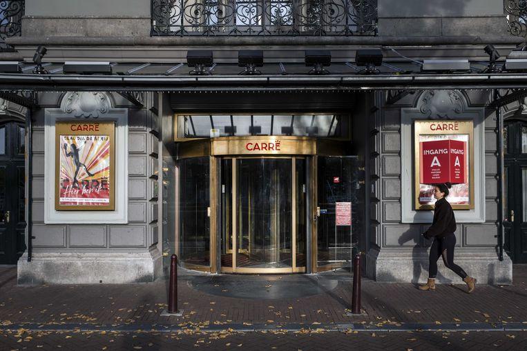 Theater Carré. Beeld  RAMON VAN FLYMEN/ANP