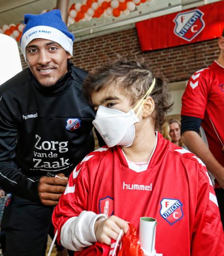 WKZ krijgt 'skybox' om kinderen naar FC Utrecht te laten kijken