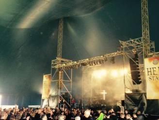 Festival in Neerpelt stilgelegd: kassa met 80.000 euro kwijt