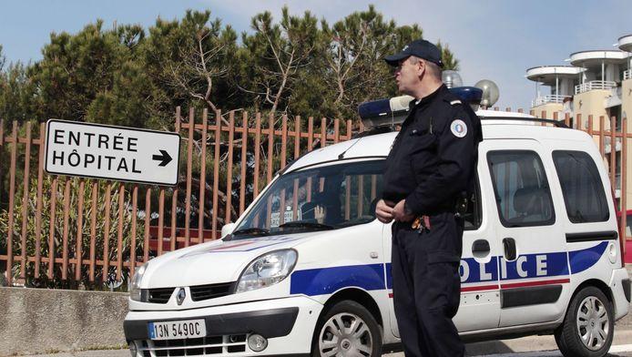 Reconstitution de l'assassinat de Hélène Pastor et de son chauffeur à Nice le 22 avril dernier.