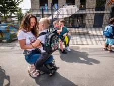 Eerste schooldag: spannend voor kleuters én voor ouders