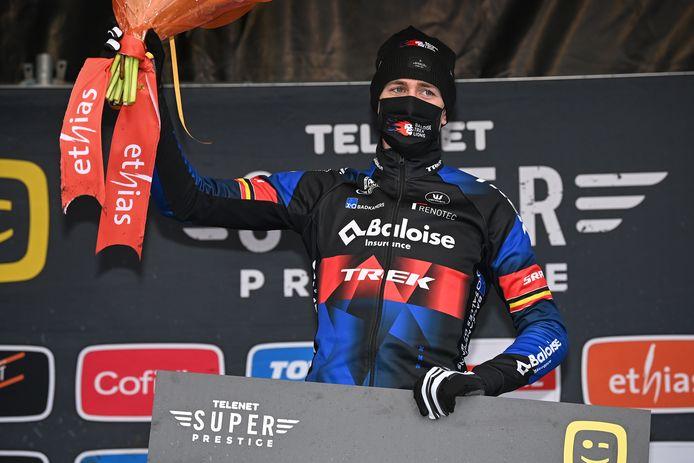 Toon Aerts won de Superprestige.