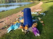 Vuilnisbelt na avondje feesten: meer toezicht is keihard nodig in Delftse Hout