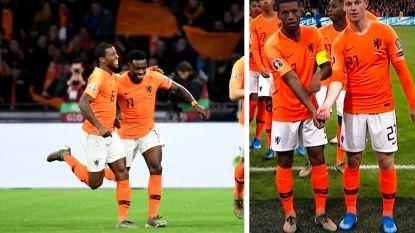 Wijnaldum maakt hattrick én statement in klinkende zege, maar Duitsland pakt groepswinst - Ook Wales naar EK