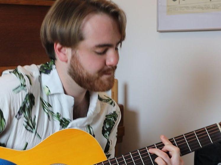 Max voelt het: hij is geboren om muziek te maken